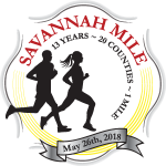 SAVANNAH MILE LOGO